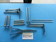 Synthes Surgical Orthopedic Spine Click-X Instrument Set
