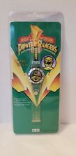 Mighty Morphin Power Rangers 1994 Yellow Ranger Watch Collectors New In Package
