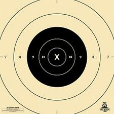 Replacement Center for NRA Bullseye Pistol Target 25 Yard Timed/Rapid Fire B8CT