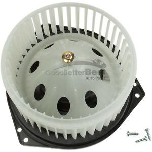 One New TYC HVAC Blower Motor 700193 for Infiniti for Nissan