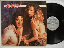 soundtrack LP NO MERCY 1987 UK EX  Alan Silvestri Richard Gere Kim Basinger