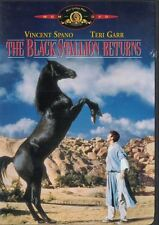 The Black Stallion Returns DVD, 2003 Vincent Spano Teri Garr MGM Rated PG