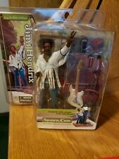 Jimi Hendrix Woodstock Action Figure - McFarlane Toys Spawn - new and unopened