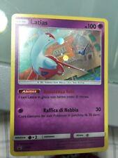 POKEMON card  # Latias  # GX •Holo Reserve EX •RARA •PS110 •Carta ITA •SM87