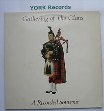 GATHERING OF THE CLANS - A Recorded Souvenir - Ex Double LP Record AJP 1007/8