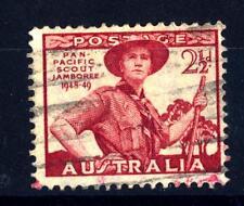AUSTRALIA - 1948 - Pan - Pacific Scout Jamboree, Victoria