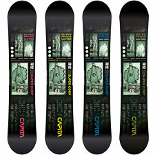 CAPITA Outerspace Living Uomo Snowboard Freestyle Freeride 2021 Nuovo