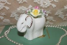 Royal Doulton Figurine - Elephant With Flowers