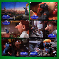 H42 Lot Fotobusta Ratatouille (Ra.ta.tuj) Cartoon Animation Walt Disney