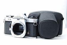 Pentax Asahi KX 35mm SLR Film Camera  w/Case SN8005173  **Excellent+**