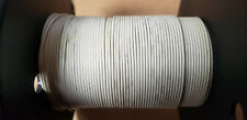 UL WHITE WIRE 22AWG (25FT)