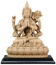 Avalokiteshvara the Compassion Bodhisattva Buddhism Statue Figurine Buddha New