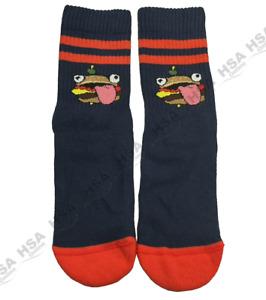 Boys / Kids Character Burger Fortnite Socks novelty fun Christmas gift socks