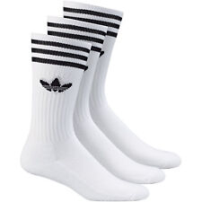 Adidas Originals Crew Calzini Calzini Calze Calze Al Ginocchio 3 Alcuni