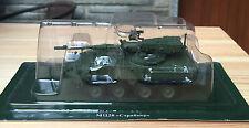 """DIE CAST TANK """" M1128 STRYKER """" EAGLEMOSS URSS SCALA 1/72"""