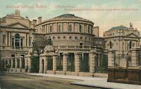 DUBLIN – National Library on Kildare Street – Ireland - 1909