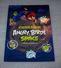 wie Panini Leeralbum - Sammelalbum Angry Birds Space mit 8 Sticker