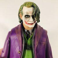 """The Dark Knight Mattel Heath Ledger Joker Action Figure 12"""""""
