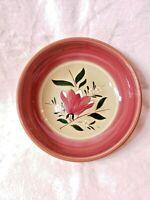 "Vintage Stangl Bowl Pottery Magnolia Vegetable 8"" Rare Retired Serving Trenton"