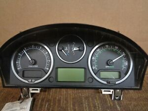 05 06 Land Rover LR3 Speedometer Instrument Cluster 151K Miles YAC500053