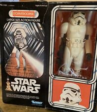 "KENNER Stormtrooper 12"" Figure #39180 Star Wars 1979 Mint in Sealed Box"