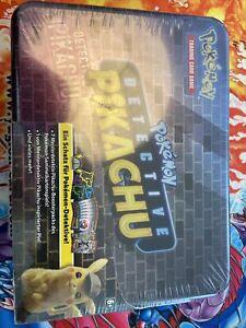 Pokemon Detektiv Pikachu Koffer Chest Ovp
