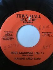 "FUNK 45/ NAIROBI AFRO BAND ""SOUL MAKOSSA""   CLEAN  HEAR"