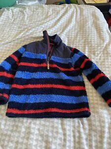 Joules Boys Fleece Jumper Age 5