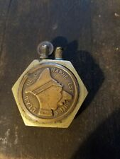 WW1 Trench Torch Lighter Two Faced Crown Prince Wilhelm French Verdun Paris