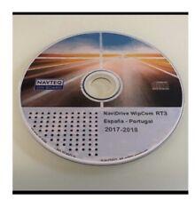 CD GPS RT3 Navidrive con radares - Peugeot Citroen Lancia Fiat