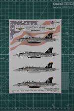GALAXY Model G48002 1/48 U S Navy F/A-18F VFA-103 Jolly Rogers Decal