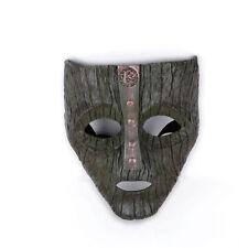 Resin Loki Mask Jim Carrey The God of Mischief Movie Replica Prop Halloween Mask