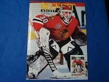 Beckett Hockey Price Guide - July 1991 - Ed Belfour , Mark Recchi