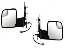 10 11 12 13 14 Econoline Van Left & Right Side View Power Mirror Pair L+R