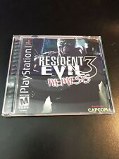 Resident Evil 3 Nemesis Ps1 For Sale In Stock Ebay