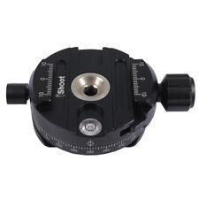 Panoramic Panorama Head f Camera ARCA-SWISS Tripod Ball Head Quick Release Plate