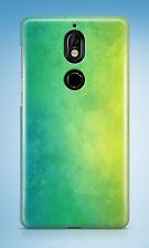 GREEN WATERCOLOR 8 HARD CASE COVER FOR NOKIA LUMIA 530 730