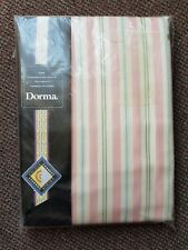Dorma Set Of Unlined Curtains & Matching Tie Backs Trio Stripe 170cm x 183cm