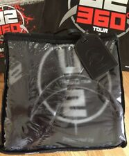 U2 360 Tour VIP BLANKET, TAG, BOOK & Holder Promo New BIN !