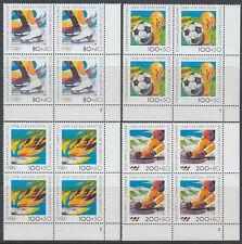 Germany Bund BRD 1994 ** Mi.1717/20 Olympische Spiele Olympic Games [vd365]
