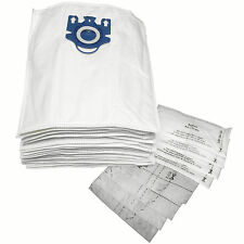 Microfiber Vacuum Bags Designed to Fit Miele GN Models 20-pack with 8 Filters