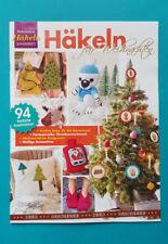 Häkeln Weihnachten In Zeitschriften über Basteln Dekoration