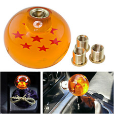 Dragon ball Z rare custom 54mm shift knob 7 star 54mm honda acura other avali