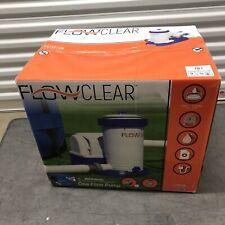 New listing Bestway Flowclear 2000 Gph Smart Touch WiFi Pool Filter Pump