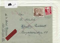 German Postal History Stamps Cover DDR  Ref 8793