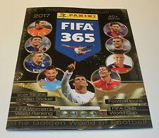 Panini FIFA 365 Saison 2016/2017 - Sammelalbum Leeralbum NEU & OVP