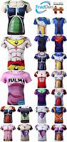 New Dragon Ball Z 3D Men Women Costumes T-Shirt Goku Saiyan Broly Anime Cartoon