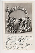 Vintage Postcard Imperial Crown of the Holy Roman Empire