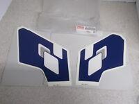 NOS OEM Yamaha Graphic Set 1997 YZ125 YZ250 Competition Motocross 4XL-24240-00
