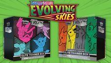 Pokemon Evolving Skies Elite Trainer Box (Pre-Order)